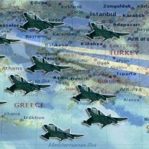 Τουρκική Αεροπορία: Νέα υπέρπτηση… μηνξεχνιόμαστε