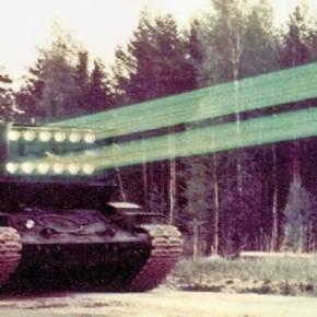 To μυστικό οπλοστάσιο της ΕΣΣΔ: Το «όπλο πλάσματος» που θα κατέστρεφε οτιδήποτε σε ακτίνα 50 χλμ(vid)