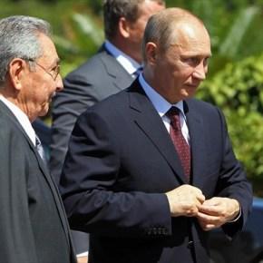 Στη Κούβα για «αναθέρμανση σχέσεων με παλιούς φίλους» οΠούτιν