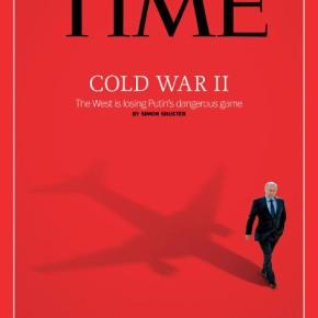 Ο Ψυχρός Πόλεμος επέστρεψε – Απίστευτο δημοσίευμα του TIME κατάΠούτιν