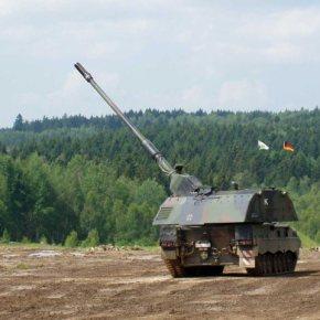 PzH2000 για 3,33 εκατ. ευρώ τοκομμάτι…