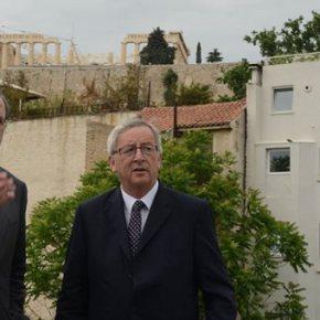 Από την Αθήνα ξεκινά τον κύκλο επισκέψεών του Ζαν ΚλοντΓιούνκερ