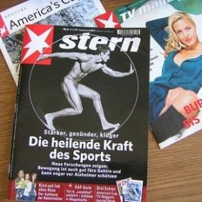 Παρακαλώ Έλληνες διαβάστε! Απίστευτος διάλογος στο γερμανικό περιοδικό Stern (Παλαιό αλλά τόσο επίκαιρο!)