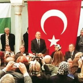 Τούρκοι υπουργοί πάνε κι έρχονται στη Θράκη! Ο προκλητικός Μουεζζίνογλου ξανά στηνπεριοχή!