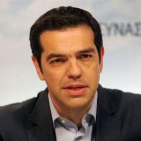 Δηλώσεις Τσίπρα για τοΚυπριακό