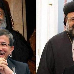 Ο Ερντογάν, ο Νταβούτογλου και η απαγωγή των επισκόπων στηΣυρία