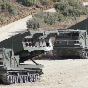 Τι αλλάζει στον συσχετισμό δυνάμεων η έλευση των 40 M270MLRS