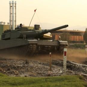 H Tουρκική εταιρία Tumosan θά αναπτύξει τον κινητήρα του άρματος μάχηςAltay
