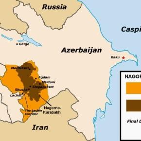 Πυκνώνουν τα σύννεφα πολέμου μεταξύ Αρμενίας καιΑζερμπαϊτζάν