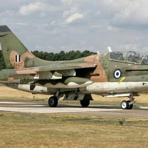 Α7-Corsair, ο θρυλικός «κουρσάρος» πετά με την ελληνική σημαία. Αντιμετώπισε Τούρκους, Αμερικανούς και…εξωγήινους!…