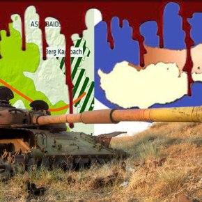 Ναγκόρνο-Καραμπάχ και Κύπρος: Συνομιλίες για μια διαφορά που έχει ήδη επιλυθεί με ταόπλα
