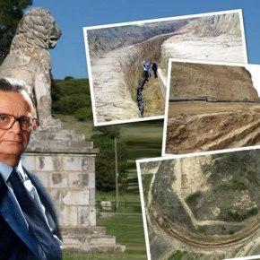 Ο Καργάκος υποστηρίζει ότι ο τάφος της Αμφίπολης είναι του Μεγ.Αλεξάνδρου!