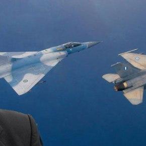 ΜΕΤΑ ΑΠΟ 30 ΧΡΟΝΙΑ ΥΠΕΓΡΑΦΗΣΑΝ FOS ΑΠΟ ΤΟΝ Δ.ΑΒΡΑΜΟΠΟΥΛΟ  – Υπογραφές-σταθμός για απόκτηση υψηλής διαθεσιμότητας σε F-16 & MIrage2000