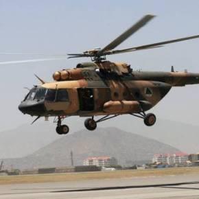 To εμπάργκο είναι μόνο για … τους άλλους: Οι ΗΠΑ παραλαμβάνουν τελικά τα ρωσικά ελικόπτερα Mil Mi-17 για τοΑφγανιστάν!