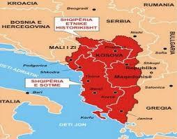Μ.Ντιμιτρόφ: «Οι Αλβανοί κινούνται για να υλοποιήσουν τηνΜεγάλη-Αλβανία»