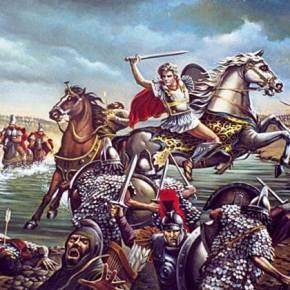 ΤΟ ΓΥΡΟ ΤΟΥ ΚΟΣΜΟΥ ΚΑΝΕΙ Η ΕΙΔΗΣΗ ΤΗΣ ΕΥΡΕΣΗΣ ΤΟΥ ΒΑΣΙΛΙΚΟΥ ΤΑΦΟΥΜέγας Αλέξανδρος: Ο θάνατος-μυστήριο του Έλληνα βασιλέα των βασιλέων – Τι λένε οι θρύλοι για την ταφήτου