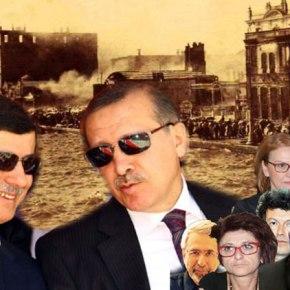 Ανθελληνικό, δήθεν αντιρατσιστικό νομοσχέδιο: Αθωώνουν τις γενοκτονίες τουΕλληνισμού
