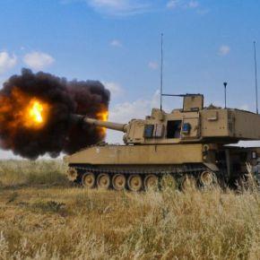Αυτοκινούμενα πυροβόλα Μ-109: Μονόδρομος ηαναβάθμιση
