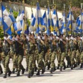 «Οι Έλληνες στρατιώτες υπόσχονται να εισβάλουν στην Κύπρο-Σκόπια και να πάρουν την ΑγιάΣοφιά»