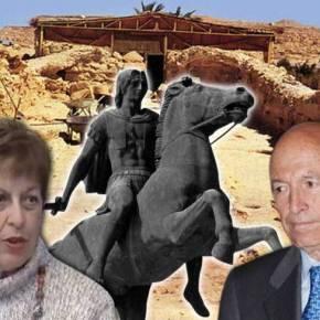 Στο τοίχο «στήνει» τον Σημίτη η Αρχαιολόγος Σουβαλτζή…καιΑποκαλύπτει!