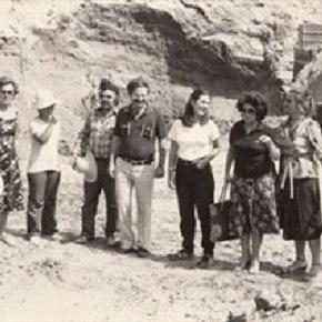 Η ανακάλυψη του τάφου της Αμφίπολης πριν από 50χρόνια