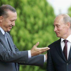 STRATFOR: Το φλερτ Ερντογάν με Πούτιν και οι εγγενείςπεριορισμοί…
