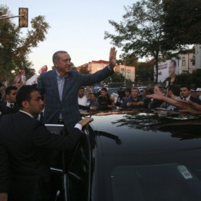 Τουρκία Εκλογές: Ερντογάν πρόεδρος με 52,2% – Η πρώτη δήλωσήτου