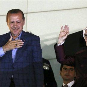Ερντογάν: Μια περίοδος «εθνικήςσυμφιλίωσης»