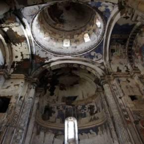 Εμπρησμός σε ελληνική εκκλησία και Μνημείο Ελλήνων πεσόντων στηνΑλβανία