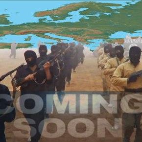 ΣΤΗΝ ΕΛΛΑΔΑ ΥΨΩΣΑΝ ΣΗΜΑΙΑ ΑΛΛΑ Η ΚΥΒΕΡΝΗΣΗ «ΠΕΡΑ ΒΡΕΧΕΙ» Βίντεο-σοκ: Οι τζιχαντιστές του ISIL «εισβάλoυν» στην Ευρώπη – Ορκίζονται εκδίκηση από τηνΟλλανδία