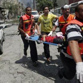 Μισό εκατ. ευρώ για τη Γάζα δωρίζει η ελληνική κυβέρνηση Τα χρήματα θα διατεθούν στην Υπηρεσία Αρωγής και Έργων του Οργανισμού Ηνωμένων Εθνών για τους Παλαιστίνιους Πρόσφυγες στην Εγγύς Ανατολή(UNRWA).
