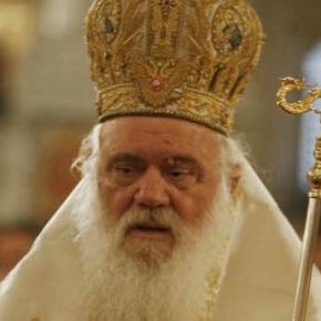 Ο Ιωάννης ο Χρυσόστομος για το χωράφι μιας φτωχής χάλασε τον κόσμο, εσύ Ιερώνυμε για 10.000.000 ψυχές δε λεςκουβέντα.