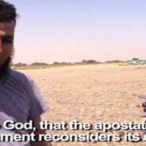 ISIL προς Τουρκία: «Ανοίξτε το φράγμα του Ευφράτη αλλιώς θα έρθουμε στην Πόλη»[vid]