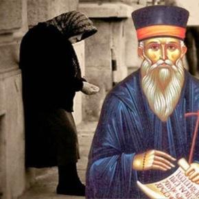 Άγιος Κοσμάς ισαπόστολος και διδάσκαλος τουΓένους
