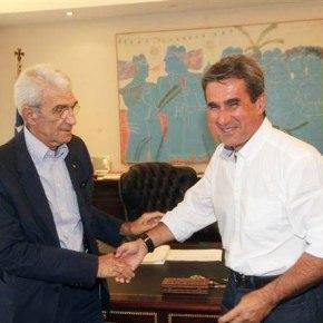 """Ο """"ξανά βουλευτής του Πασόκ"""" Λοβέρδος στηρίζει Μπουτάρη για την διδασκαλία του Ισλάμ στηνΘεσσαλονίκη"""