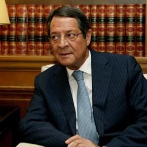 Ν. Αναστασιάδης: Η λύση των δύο κρατών δεν αποτελεί επιλογή για τηνΚύπρο