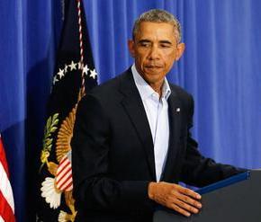 Ομπάμα: Θα ξεριζώσουμε τον καρκίνο του Ισλαμικού Κράτους ΟΡΓΗ ΣΤΗΝ ΟΥΑΣΙΝΓΚΤΟΝ ΓΙΑ ΤΗΝ ΕΚΤΕΛΕΣΗ ΤΟΥΦΟΛΕΙ