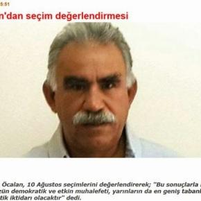 Αμπντουλάχ Οτσαλάν: Τέλος ο πόλεμος Κούρδων –Τουρκίας