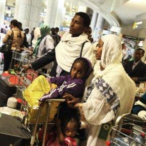 Εγκαταλείπουν άρον -άρον την Ελλάδα οι οικονομικοίμετανάστες