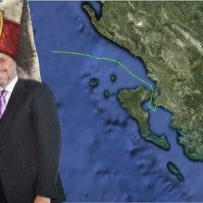 Μέσω εισαγγελίας η Αλβανία αμφισβητεί εμμέσως τα θαλάσσια σύνορα με τηνΕλλάδα