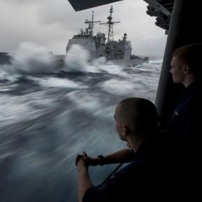 Και δεύτερο πολεμικό πλοίο του Στόλου στη Λιβύη – Δραματικές ώρες στηΤρίπολη