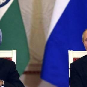ΚΑΙ… ΑΚΟΛΟΥΘΕΙ Η ΚΙΝΑ Νέα εποχή στην παγκόσμια οικονομία: Με ρούβλι αντί για δολάριο θα συναλλάσσονται Ρωσία καιΙνδία