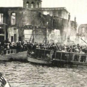 ΣΜΥΡΝΗ-ΑΦΙΕΡΩΜΑ: Η πυρπόληση,όπως την περιέγραψαν αυτόπτεςμάρτυρες