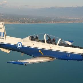 Η καινοτόμα σύμβαση υποστήριξης (FOS) των T-6A Texan II τηςΠΑ