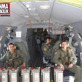 Οι Τούρκοι «γκρινιάζουν» για «παρενόχληση» αεροσκάφους τους όταν υπάρχει ηκατάρριψη!