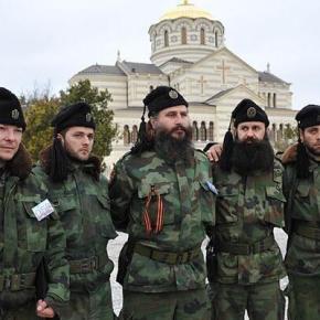 ΚΡΑΤΗΣΑΝ ΑΝΟΙΚΤΟ ΤΟ ΔΙΑΔΡΟΜΟ ΛΟΥΓΚΑΝΣΚ-ΝΤΟΝΕΤΣΚ Ορθόδοξη πανστρατιά: Σέρβοι Τσέτνικ αναχαίτισαν ουκρανική επίθεση με άρματαμάχης