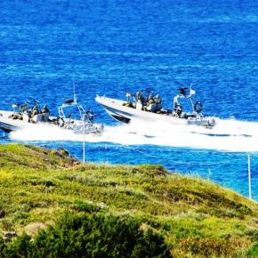 Το στρατιωτικό καθεστώς των νησιών και ο ρόλος τηςΤουρκίας