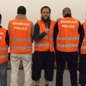 Αναστάτωση σε γερμανική πόλη προκαλούν ισλαμιστέ. Δημιούργησαν και περιπολούσε αστυνομία τηςΣαρία!!!