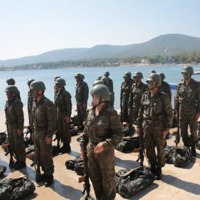 Για που εκπαιδεύονται οι Τούρκοι Ευέλπιδες; (φώτο)…Στρατηγέ Μπασιακούλη ζώσε ταΆρματα!