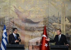 Συνάντηση Σαμαρά – Ερντογάν στην Ουαλία Στο περιθώριο της Συνόδου Κορυφής τουΝΑΤΟ